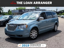 2010 Chrysler Town and Country with 187,775 km and 100% Approved Financing