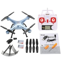 ☆Amazing Drone to learn to fly. New Syma X5HC with 2 LiPo Batteries ☆ Toronto