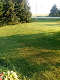 Lawn and yard maintenance landscaping Granton