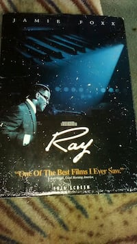 Ray DVD case