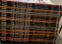 Thw Walking Dead Vols 1 through 25 Collection Silver Spring, 20906