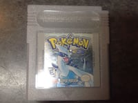 Pokemon silver version for Nintendo game boy Winnipeg