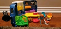 Fisher-Price little people songs and sounds camper Vaughan, L4H 0H4