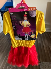 Halloween Costume/ price a little negotiable  Ocean Springs, 39564