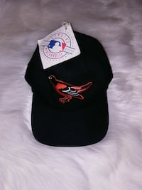 Vintage Orioles Hat With Tags Mount Airy, 21771