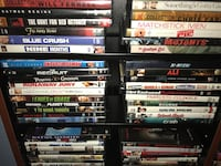 assorted DVD movie cases collection Tacoma, 98445
