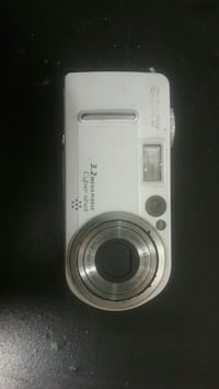 white Sony Cyber-shot point-and-shoot camera Anderson, 29621