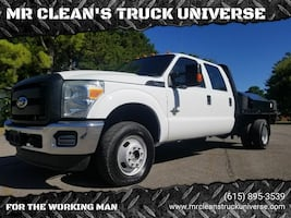 Ford-F-350 Super Duty-2012
