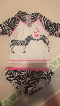 6 month (infant) baby bathing suit