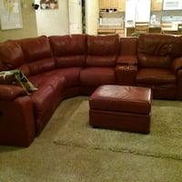 Leather sectional Adamstown, 21710