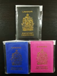 Passport Holder Cover Organizer
