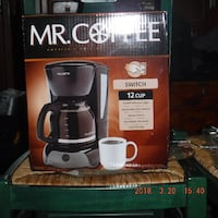 New coffee maker null