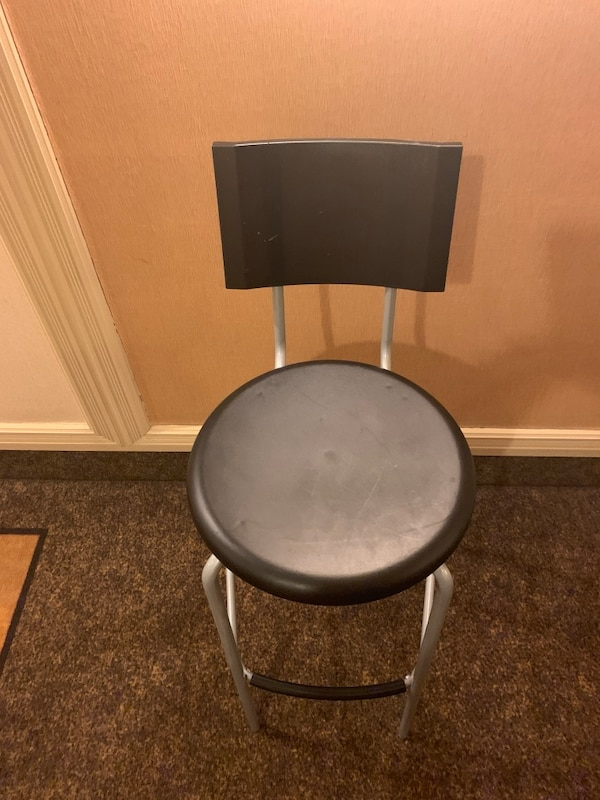 One excellent stool ready for pick up a473c596-0f0a-47d3-a2cb-62ed142b19d9