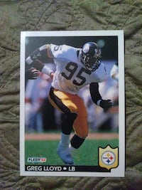 NFL player trading card collection Hagerstown, 21740