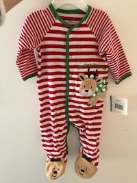 6mo My First Christmas outfit  Falls Church, 22043