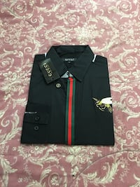 black Gucci polo shirt Hagerstown, 21740