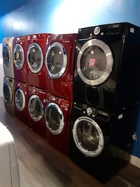 Front load washer and dryer set in excellent condition $599.00 & up  Baltimore, 21223