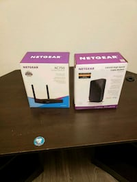 Netgear router and modem Cary, 27513