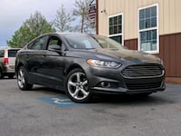 Ford - Fusion - 2016 AWD Allentown
