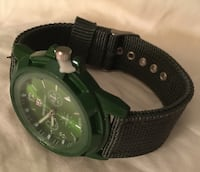 New Military Sports Watch with comfort strap.
