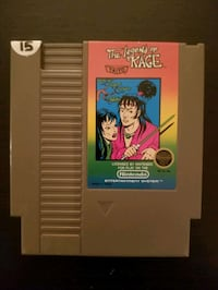 The Legend of Kage for Nintendo NES  Vaughan, L4L