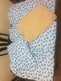 5 Crib/Toddler ( Hand Made ), Cotton Fitted Sheets Temecula, 92592