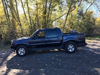 2001 Ford Explorer Sport Trac Vancouver