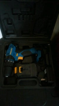 20v work zone cordless drill.   Owosso, 48867