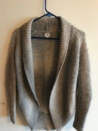 Wilfred (Aritzia) wool sweater Vancouver