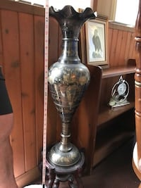 Brass Decorative Urn