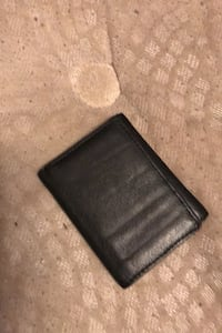 Regular Black Mens Wallet Merced, 95340