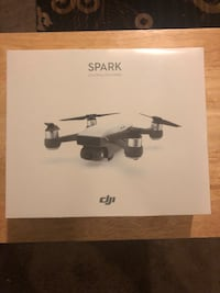 DJI Spark Drone W/Controller Combo (White) Suitland, 20746