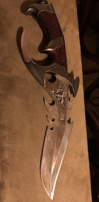 Limited edition double bladed military knife (only 175 made) Pasadena, 91101