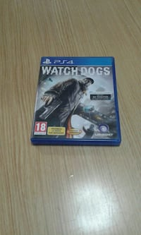 Watch Dogs PS4 null