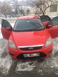 2009 Ford Focus 1.6 TDCI 109PS TREND Sanayi