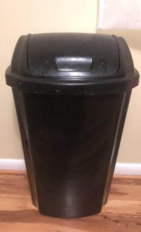Tall Kitchen trash bin