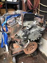 Chevy 350 LT1 engine from 1995 Caprice 9C1 Police (@ 104,000 miles) Akron