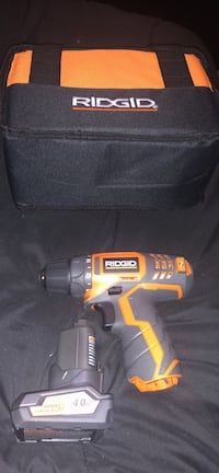 yellow and black DeWalt cordless power drill Baker, 70714
