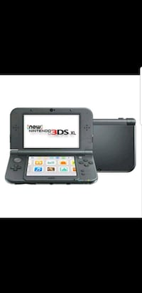Nintendo 3DS XL - Black  Washington, 20016