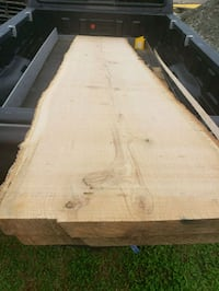 live edge 23 inch by 10,5 ft perfect grain  Oak Stow, 01775