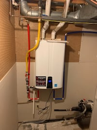 hvac furnace, air conditioner, tankless, gas line Toronto