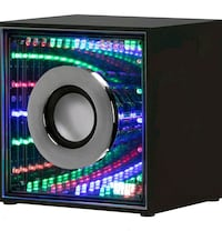 "SPEAKER "" NEW "" SHARP IMAGE INFINITY"