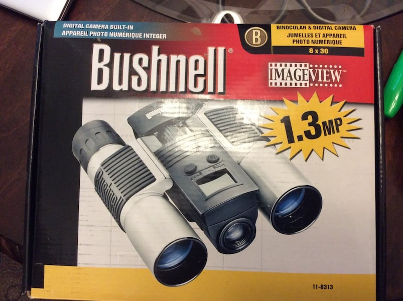 Bushnell Binocular & Digital Camera with Sport Optic Accessory Pack 310bf446-b856-4722-8555-2e8007ca5206