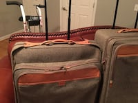 Hartman luggage travel with best used only once Nashville, 37027