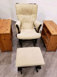 Glider Chair with Foot rest Oakville, L6H 5Z6
