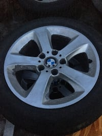 BMW X3 r17 wheels, it's hawe lakk problem, that's why price is thats Hafrsfjord, 4047