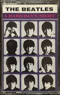 The Beatles / A Hard Day's Night / Kaset
