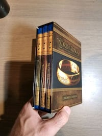 Lord Of The Rings Trilogy Extended Edition 15 Disc Blu-Ray Collectors Mississauga, L4Y 3S4