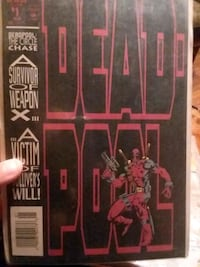 DeadPool #1 Mint condition! Kempton, 19529