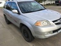 2004 Acura MDX 7 seater, AWD Leather, remote starter, power all, sunroof, active status clean. Edmonton